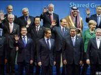 """G20 vẫn """"bất đồng"""" về vấn đề tiền tệ và cân bằng thương mại"""