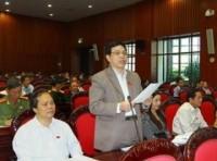 thong qua chuong trinh giam sat quoc hoi 2012