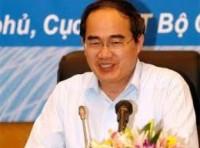Phó Thủ tướng Nguyễn Thiện Nhân tiếp xúc cử tri