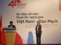 40 năm thiết lập quan hệ ngoại giao Việt Nam – Đan Mạch