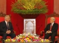 Belarus coi trọng phát triển quan hệ với Việt Nam