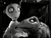 Phim hoạt hình kinh dị Frankenweenie tranh giải Oscar