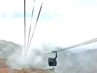 Xây dựng cáp treo 3 dây dài nhất thế giới