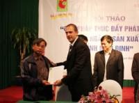 Thúc đẩy phát triển các ngành sản xuất Nam Định