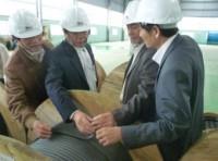 Đà Nẵng: Nhà máy cáp điện tàu thủy Vinashin bàn giao lô hàng đầu tiên