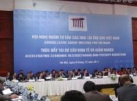 ODA cam kết cho Việt Nam năm 2012 đạt gần 7,4 tỷ USD