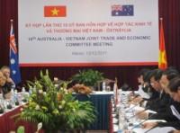 Mở rộng quan hệ hợp tác Việt Nam- Australia