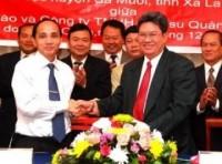 VN hỗ trợ Lào phát triển trồng cây công nghiệp
