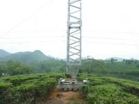 Cột điện di động 110 kV