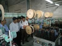 Xây dựng mô hình trình diễn sản xuất sợi PE đan lưới