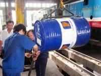 PLC thử nghiệm thành công dầu động cơ trên đầu máy đường sắt