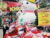Big C triển khai 2 chương trình khuyến mãi mùa Giáng sinh
