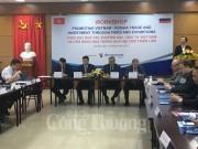Thúc đẩy hợp tác thương mại Việt Nam - Liên bang Nga