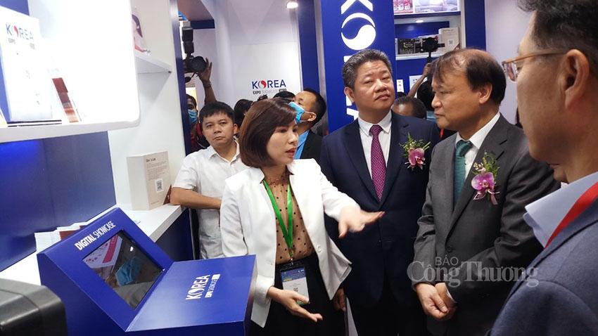 Tạo thuận lợi tối đa cho doanh nghiệp Việt Nam - Hàn Quốc giao thương