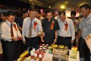 Khai mạc Hội chợ hàng CNNT tiêu biểu khu vực phía Bắc 2016