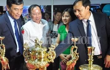 hon 300 doanh nghiep tham du hoi cho nong nghiep quoc te dong bang bac bo nam 2018