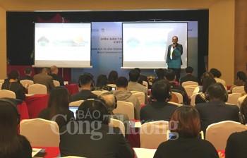 """Diễn đàn thương hiệu Việt Nam 2017- """"Nóng"""" định giá tài sản thương hiệu"""