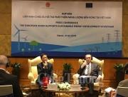EU hỗ trợ Việt Nam 108 triệu Euro phát triển năng lượng tại nông thôn