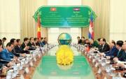 Hợp tác Việt Nam - Campuchia: Nâng tầm quan hệ hữu nghị trên nền tảng lịch sử