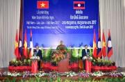 Năm Đoàn kết hữu nghị Việt – Lào: Mốc son sáng chói trong quan hệ hai nước