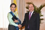 Khẳng định giá trị quan hệ hợp tác Việt Nam - Myanmar