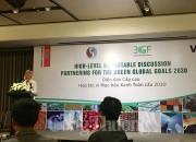 Việt Nam cam kết đóng góp tích cực vào các hoạt động của 3GF