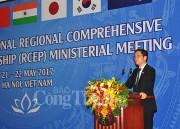 Hiện tại là thời điểm quan trọng để tạo bước đột phá trong đàm phán RCEP