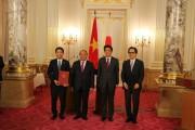 Bộ Công Thương ký thỏa thuận hợp tác với JETRO