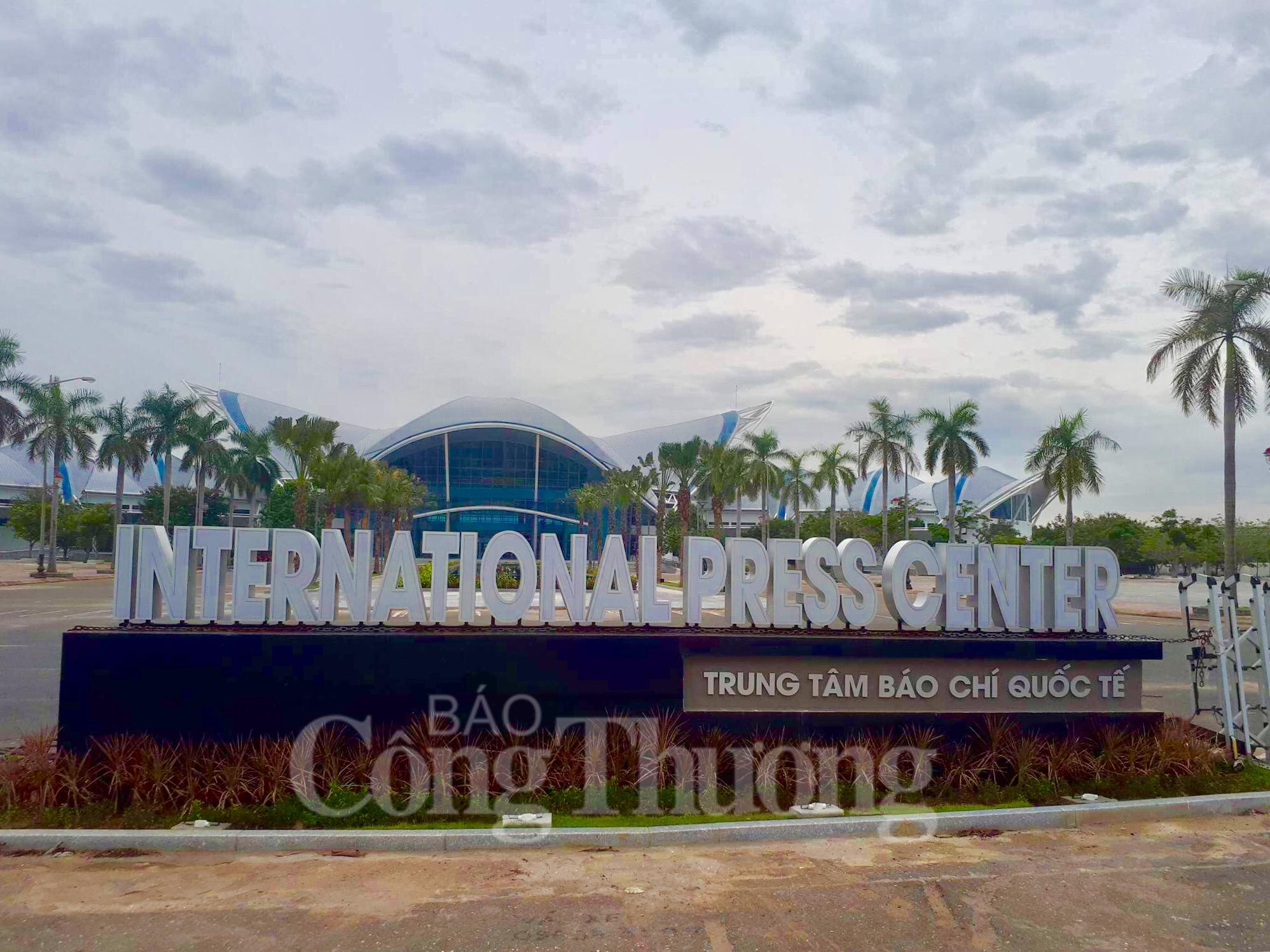 Hoàn thành Trung tâm Báo chí quốc tế tại Tuần lễ cấp cao APEC 2017
