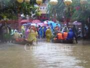 Tổng thống Putin đề nghị viện trợ Việt Nam 5 triệu USD tiền mặt sau bão Damrey