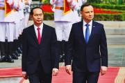 Việt Nam - Ba Lan đẩy mạnh hợp tác trên mọi lĩnh vực