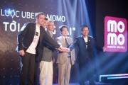 Momo chính thức công bố hợp tác chiến lược với Uber Việt Nam