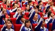 Công bố kết quả bầu Ban chấp hành Trung ương Đoàn khóa XI