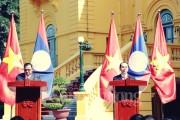 Chính thức bế mạc Năm Đoàn kết Hữu nghị Việt Nam - Lào, Lào - Việt Nam 2017