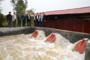Các hồ thủy điện EVN đã xả 1,3 tỷ m3 nước