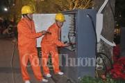 Hệ thống điện đã an toàn trong những ngày Tết