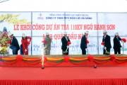 PC Đà Nẵng: Khởi công Dự án xây dựng TBA, tăng cường điện phục vụ APEC