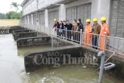 PC Bắc Ninh: Sẵn sàng cấp nước vụ Đông Xuân 2017-2018