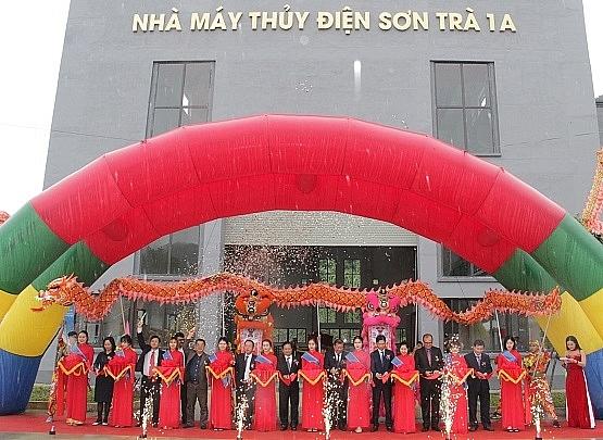 quang ngai khanh thanh nha may thuy dien son tra 1