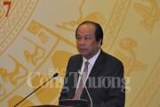 Bộ trưởng Chủ nhiệm VPCP trả lời một số vấn đề liên quan đến tăng trưởng kinh tế, phát triển doanh nghiệp