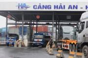 Tiếp tục lấy ý kiến v/v DN bị thu phí hạ tầng cảng biển ở Hải Phòng