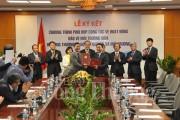 Bộ Công Thương, Bộ Tài Nguyên và Môi trường phối hợp trong quản lý và bảo vệ môi trường