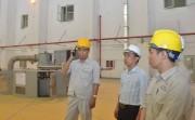 Thủy điện Trung Sơn phát điện tổ máy số 2