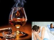 Hút thuốc gây nguy cơ vô sinh