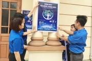 PC Hòa Bình đa dạng hoạt động hưởng ứng Chiến dịch Giờ Trái đất