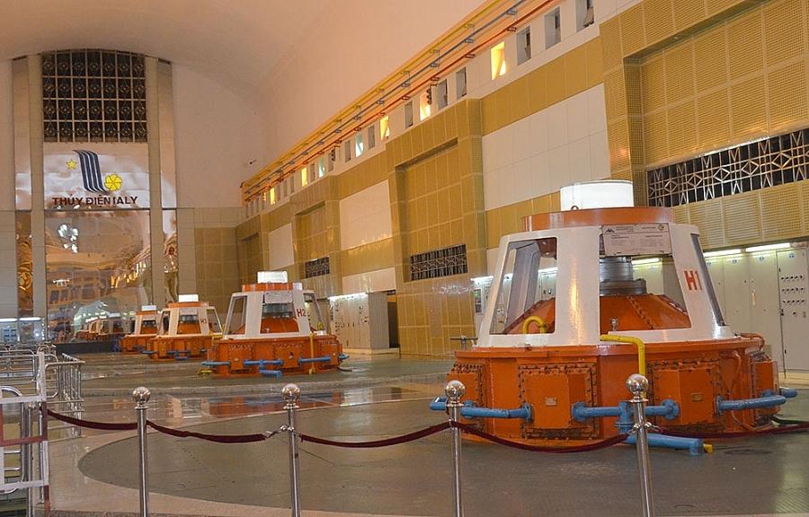 Công ty Thủy điện Ialy phấn đấu đạt 4,907 tỷ kWh điện năm 2021