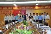 EVN làm việc với Hà Tĩnh về dự án ĐZ 500kV mạch 3 Vũng Áng - Dốc Sỏi - Pleiku 2.