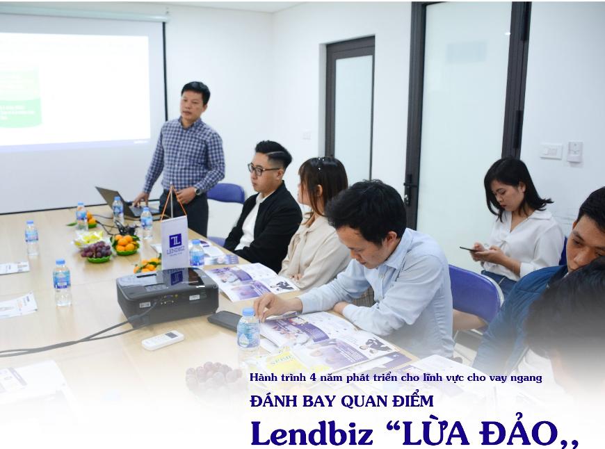 Cho vay ngang hàng P2P Lending tại Việt Nam: Công ty Lendbiz hoạt động như thế nào?