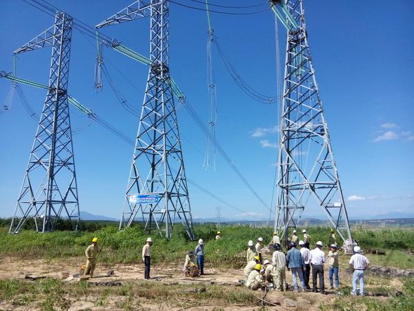 Công trình đường dây 500kV Nghi Sơn