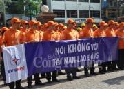 EVNNPC: Phát động chương trình an toàn vệ sinh lao động